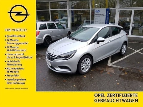 Opel Astra 1.4 K Turbo Edition S S (EURO 6d-)