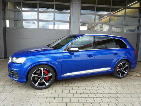 Audi SQ7 Assi Head