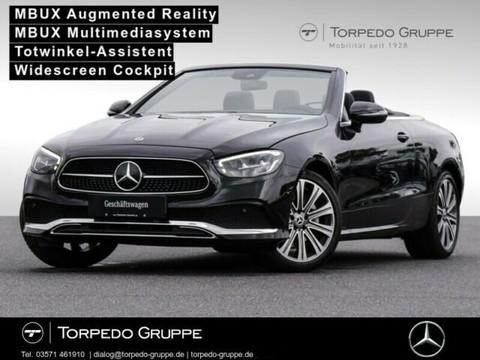 Mercedes-Benz E 200 CABRIO AVANTGARDE A MBUX
