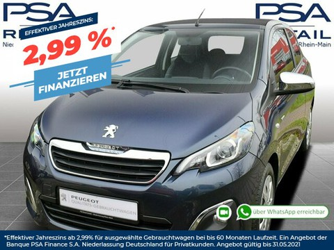 Peugeot 108 PTech 82 Top Style