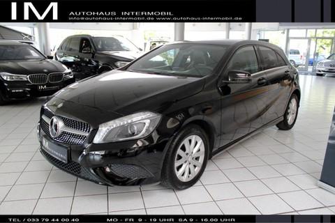 Mercedes A 200 B Eff Style utom