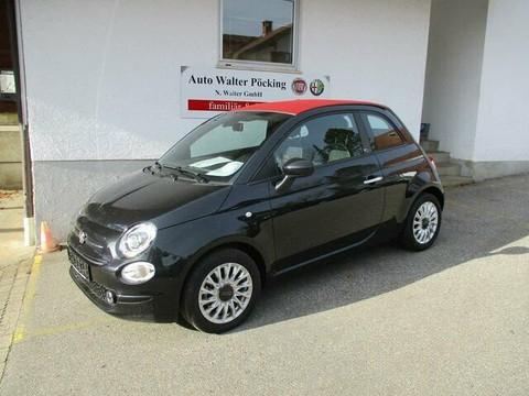 Fiat 500C 1.0 Mild Hybrid Lounge S&S (EURO 6d)