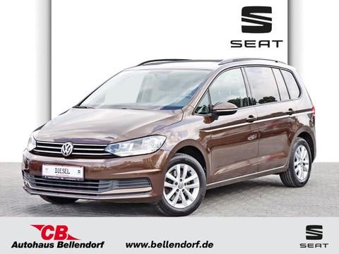 Volkswagen Touran 1.6 TDI Comfortline BEH SPIEGEL NEU