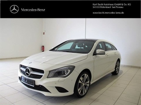 Mercedes-Benz CLA 250 Shooting Brake URBAN -