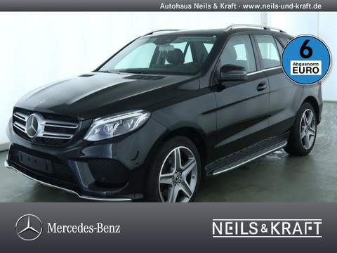 Mercedes GLE 350 d