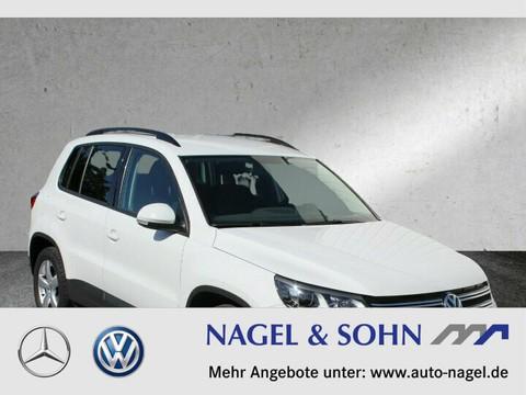 Volkswagen Tiguan 1.4 TSI Trend&Fun