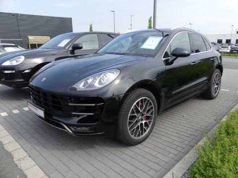 Porsche Macan Turbo El Panodach El