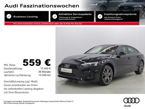 Audi S5 8.6 Sportback TDI quattro 915