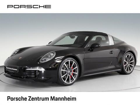 Porsche 911 Targa 4S SportChrono