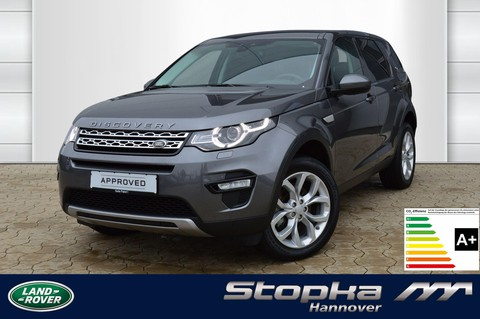 Land Rover Discovery Sport TD4 HSE 19 380W Winterkomfort