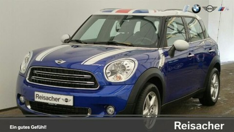 MINI Cooper D Country man A