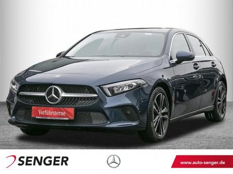 Mercedes-Benz A 200 d Progressive Edition