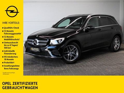 Mercedes-Benz GLC 220 d AMG-Line