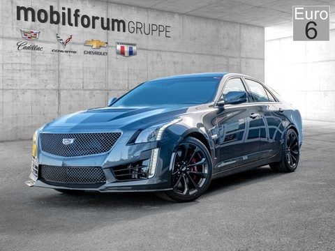 Cadillac CTS 2.9 -V V8 RWD AT8 EFF