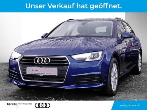 Audi A4 2.0 TFSI Avant Park Distance Control Vorb