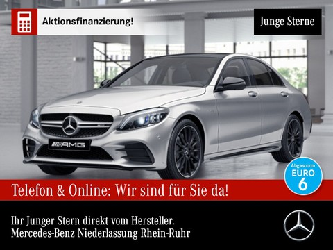 Mercedes-Benz C 43 AMG 4.8 Optik-Pak Perf-Abg Carbon 937