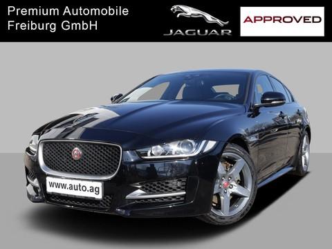 Jaguar XE 20D R-SPORT WINTER APPROVED
