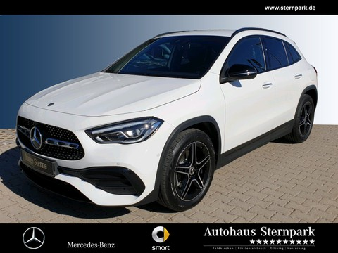Mercedes-Benz GLA 200 AMG MBUX Night