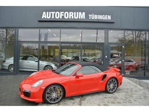 Porsche 911 Urmodell Turbo S Cabriolet CeramikBrake BOSESound