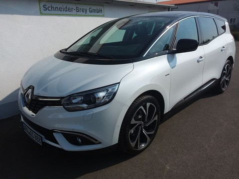 Renault Scenic IV Grand Edition GPF