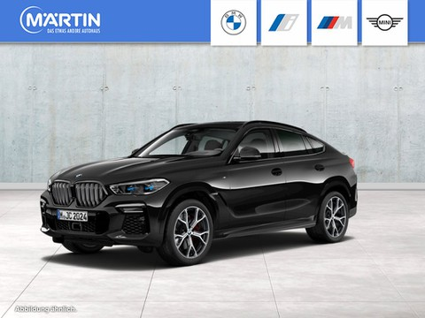 BMW X6 xDrive40d M Sportpaket Laserlicht Komfort HiFi Massagesitze