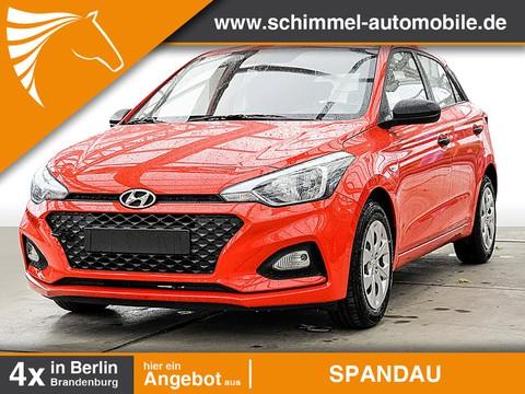 Hyundai i20 1.2 FL Benzin M T 75 Pure Fenster el