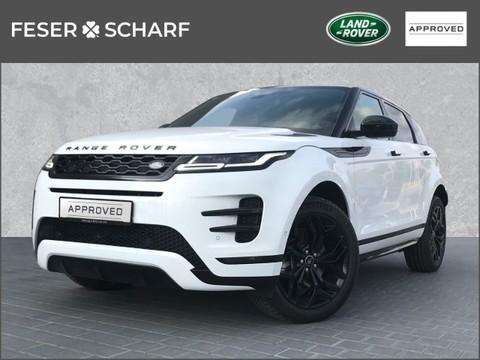 Land Rover Range Rover Evoque R-dynamic