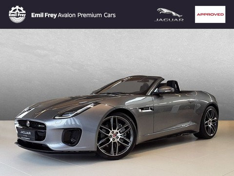 Jaguar F-Type Cabriolet R-Dynamic