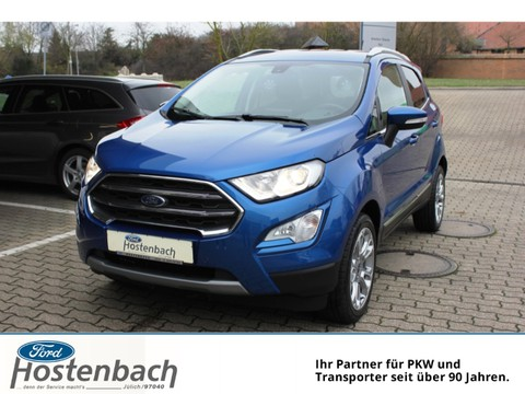 Ford EcoSport 1.0 Titanium EcoBoost EU6d-T