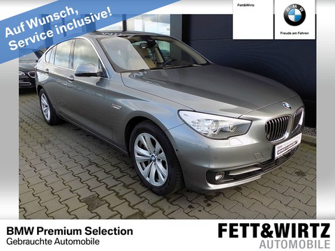 BMW 530 Gran Turismo GT xDrive TV