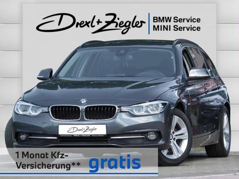 BMW 318 d Tour Sport DrAssist Alu17