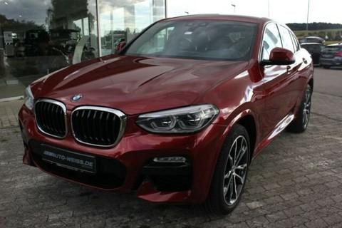 BMW X4 25dA xDr M Sport HiFi