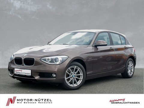 BMW 118 I SICHTPAKET