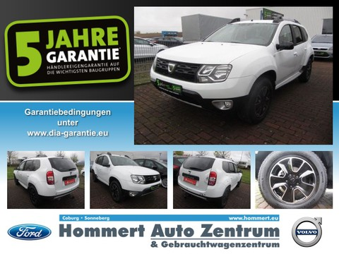 Dacia Duster 1.5 dCi 110 Black Shadow
