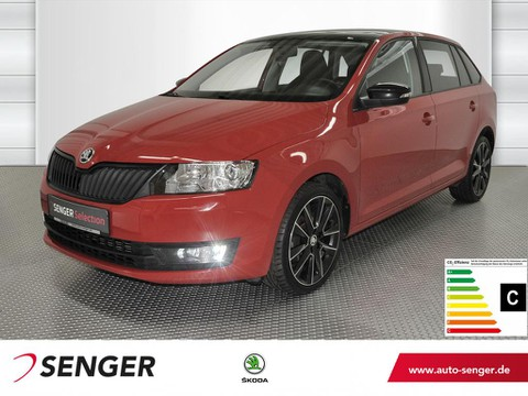 Skoda Rapid 1.2 TSI Emotion Plus