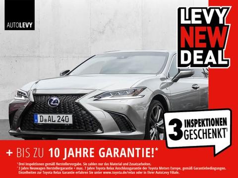 Lexus ES 300 h F-SPORT Mark-Levinson
