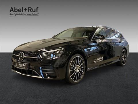 Mercedes-Benz E 400 d T AMG DESIGNO SITZKLIMA