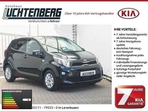 Kia Picanto 1.2 Dream Team Freisprechanlage