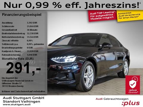 Audi A4 Limousine advanced 40 TDI