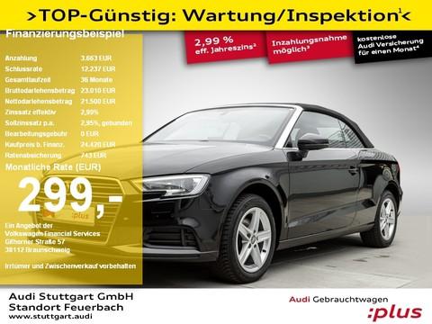 Audi A3 1.5 TFSI Cabrio