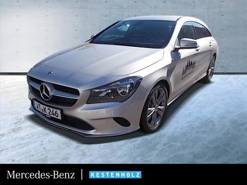 Mercedes CLA 200 Shooting Brake Urban 18Zoll