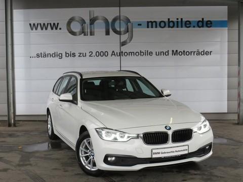 BMW 316 d Advantage Business Komfortzugang