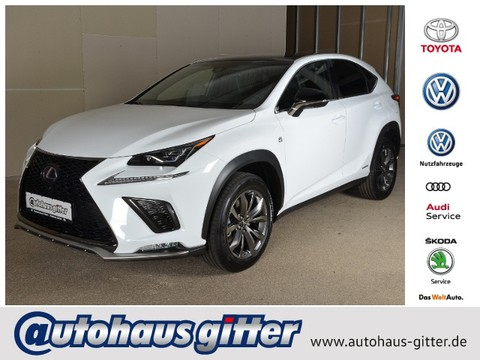 Lexus NX 300 h E-FOUR F SPORT Display