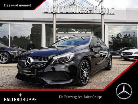 """Mercedes-Benz A 180 Peak AMG 8""""Display Li&Si"""