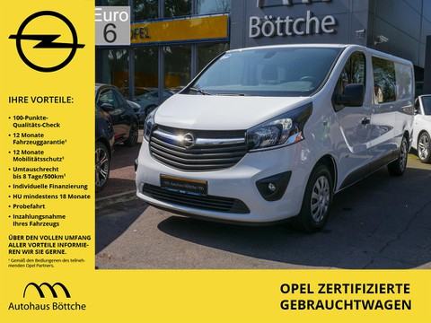 Opel Vivaro 1.6 Bi-Turbo DOKA L2H1