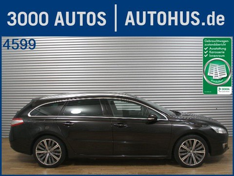 Peugeot 508 2.2 SW HDi GT-Line