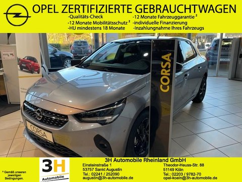 Opel Corsa Elegance 101PS Digital-Display