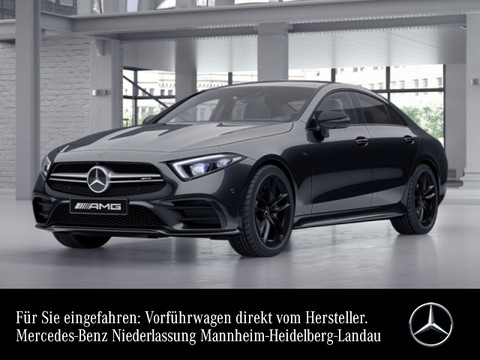 Mercedes-Benz CLS 53 AMG Sportpaket