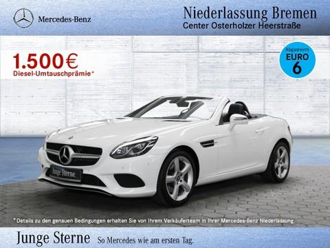 Mercedes SLC 200 undefined
