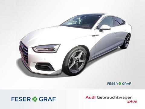 Audi A5 2.0 TFSI Sportback Sport